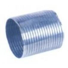 20442244 - TUBO FLEXIVEL ESCAPE FH/NH CURTO 5,0 POL